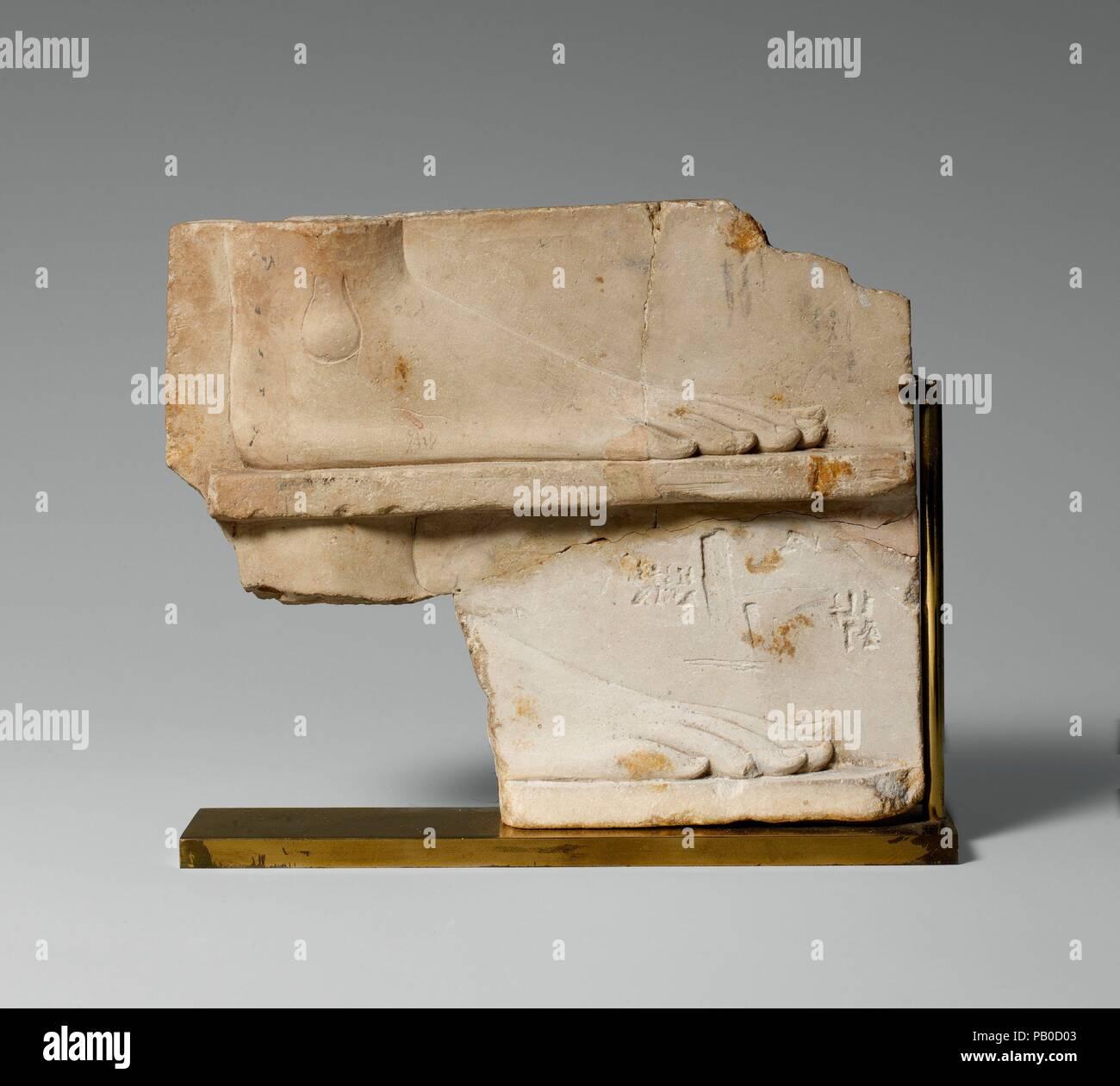 Modelo del escultor alivio votiva con dos lados: el lado