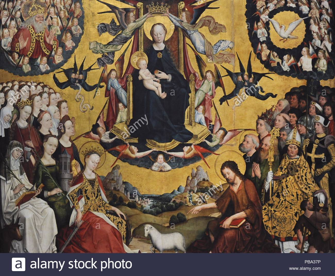 70e436b632 Maestro de la glorificación de la Virgen (activo en Colonia