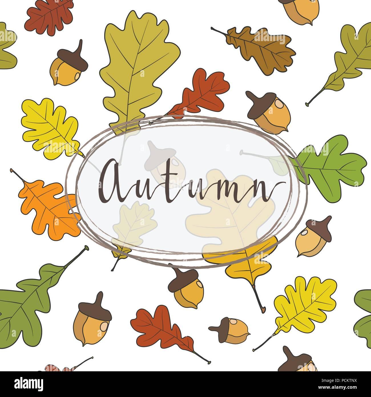 Autumn Winter Vector Vectors Imágenes De Stock & Autumn Winter ...
