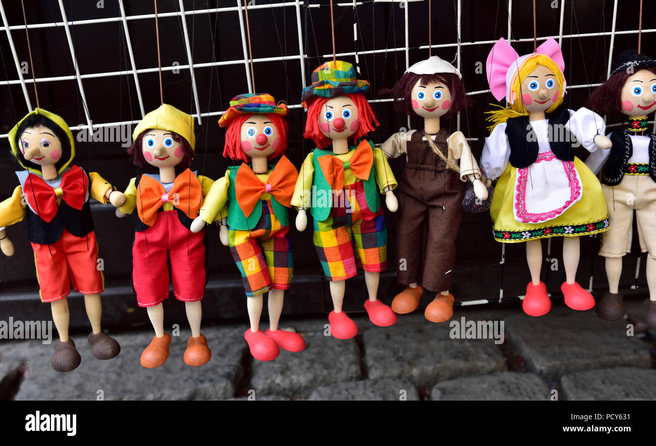 Puppets Stockamp; Imágenes Wooden Prague De mw8nyv0ON