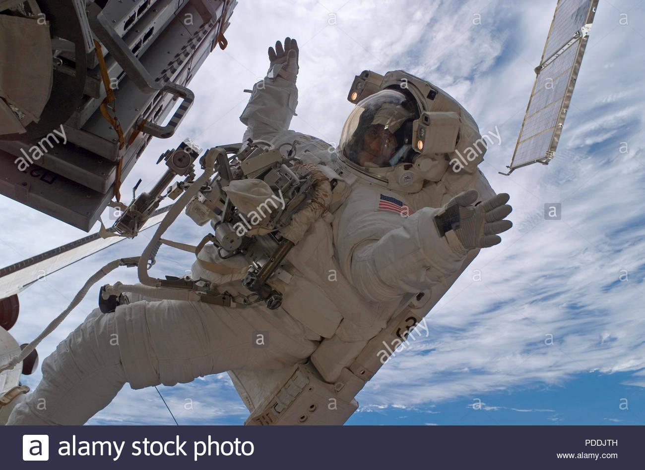Female Astronaut Nasa Imágenes De Stock & Female Astronaut Nasa ...