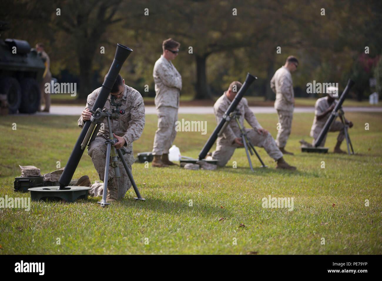 Mortar Familiarization Imágenes De Stock   Mortar Familiarization ... e88ba6fa6f4