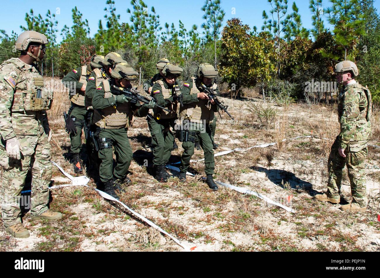 Boinas Verdes asignados al 7º Grupo de Fuerzas Especiales (Airborne) c093c3e2f3f