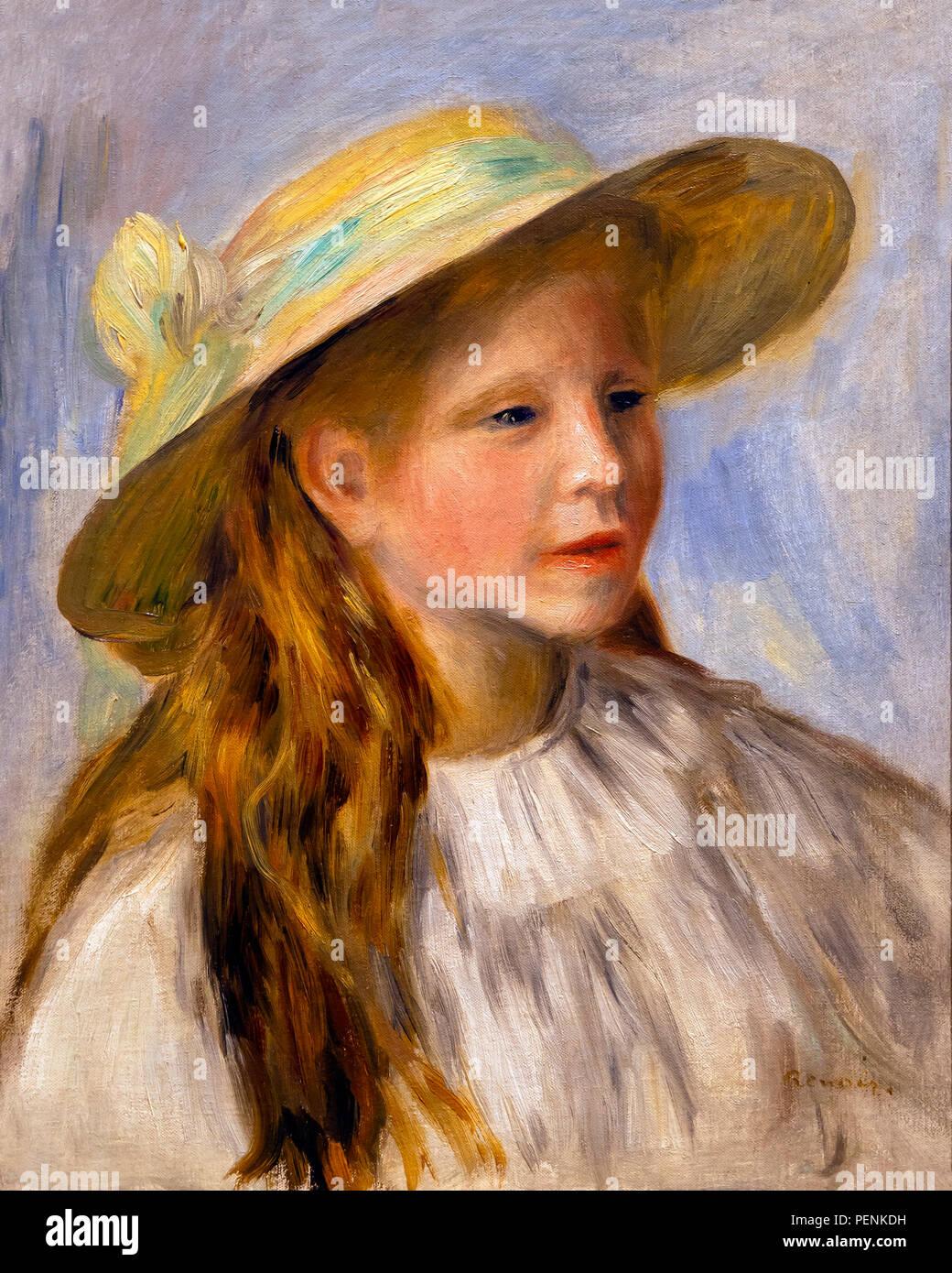 Pierre Auguste Renoir Imágenes De Stock   Pierre Auguste Renoir ... c05239c3332c