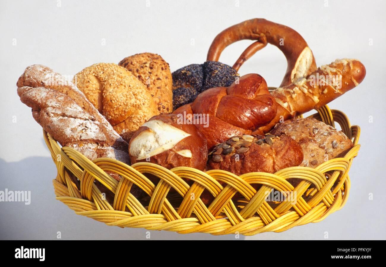 Cesta de pan redonda M/últiples tama/ños Cesta de fermentaci/ón de masa de pan trenzado de rat/án natural con forro de lino para panader/ía de cocina casera 11 x 6cm