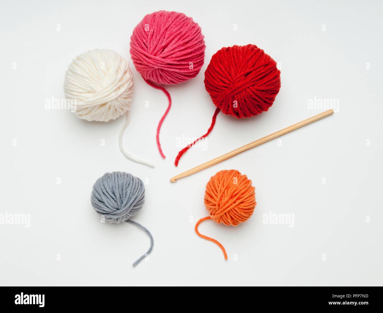 Crochet Hook Imágenes De Stock & Crochet Hook Fotos De Stock - Alamy