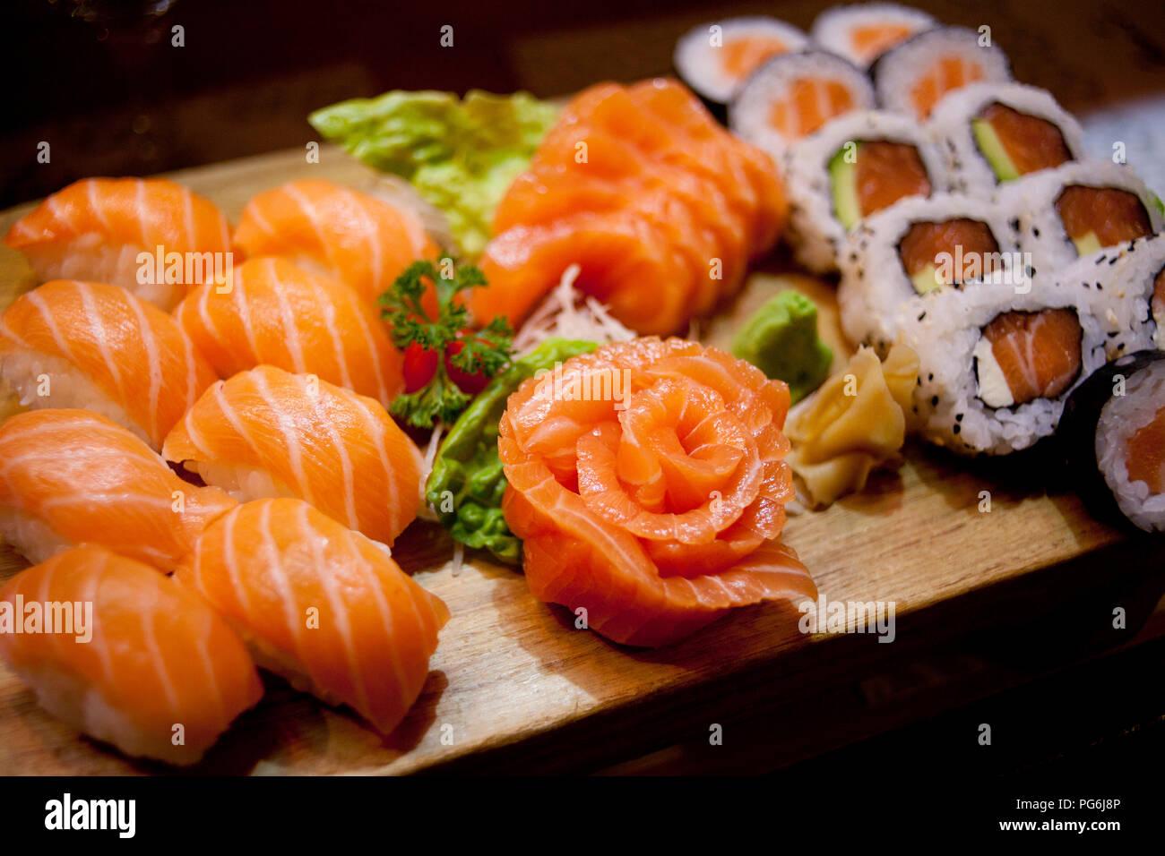 Sushi Imagen De Stock