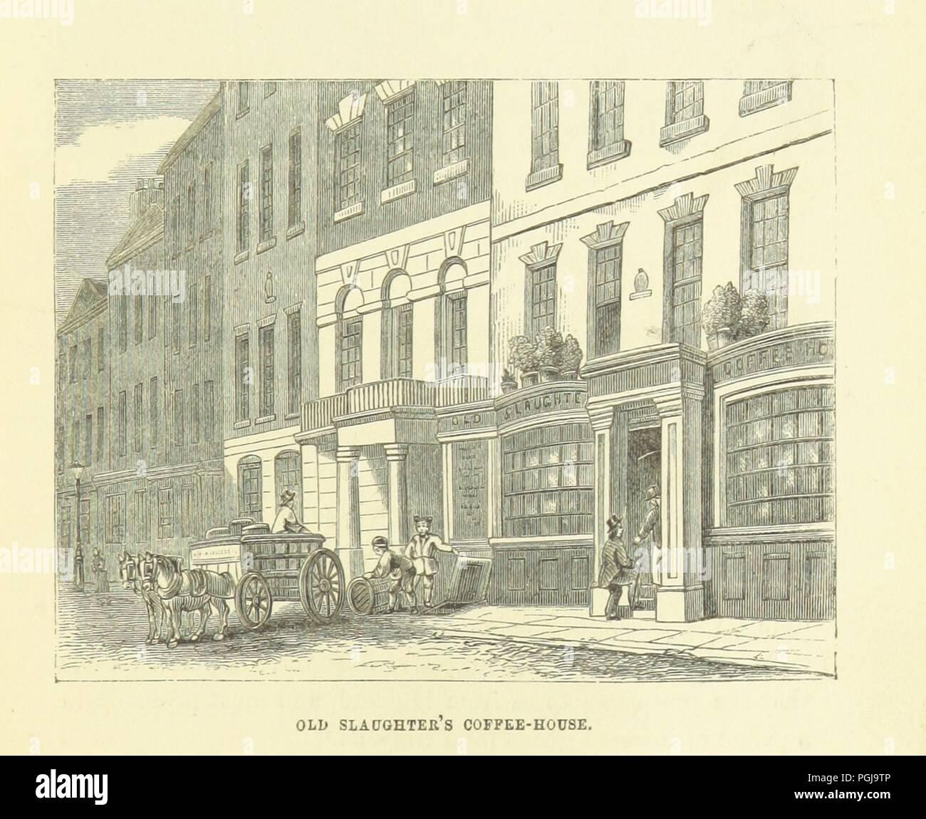 """Imagen de la página 301 de """"Haunted Londres ... Ilustrado por F. W. Fairholt' . Imagen De Stock"""