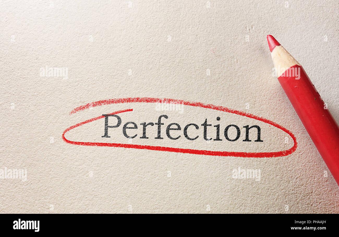 Perfección circle Imagen De Stock