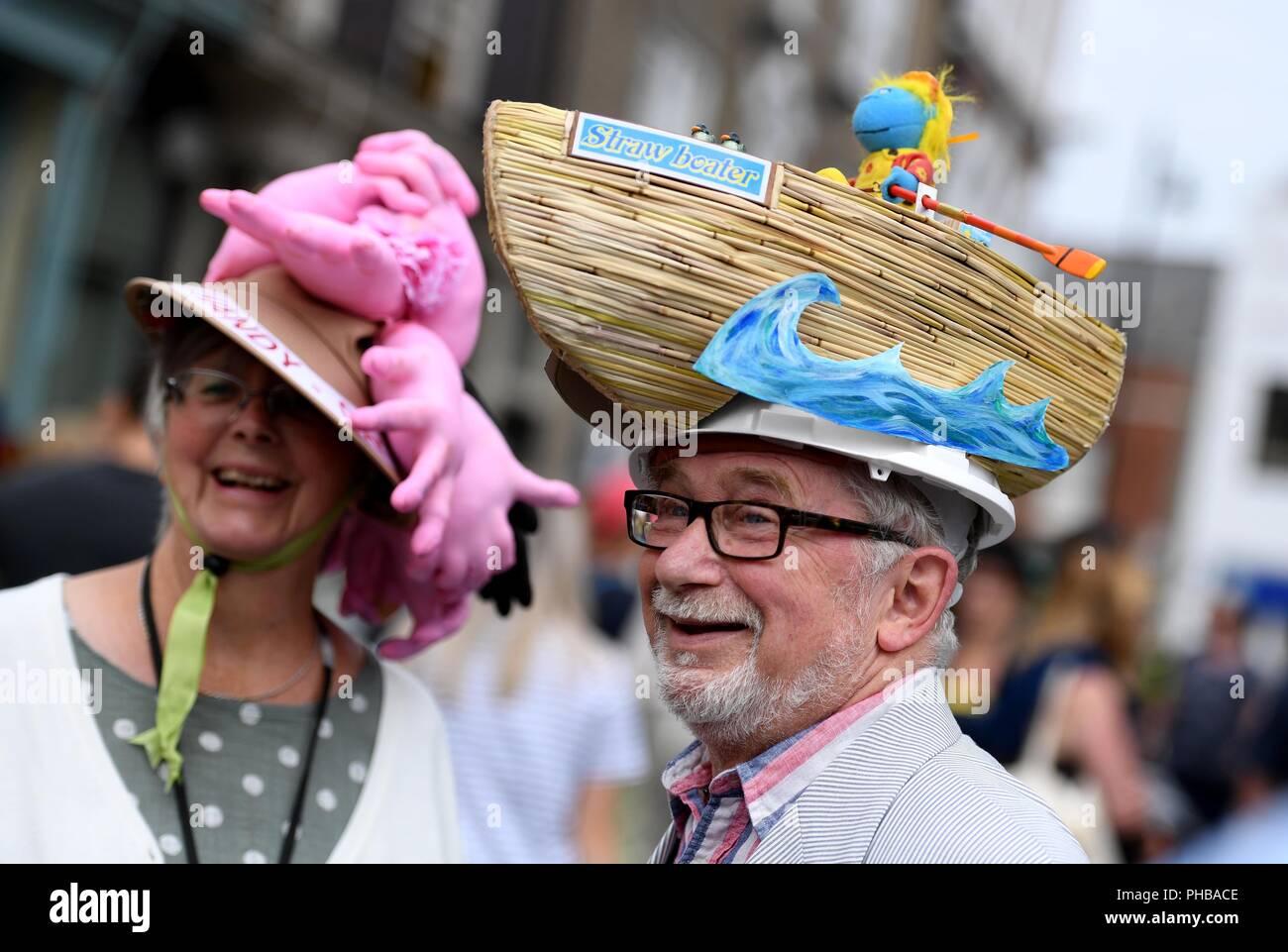 440a460f1a9e0 Bridport Hat Festival