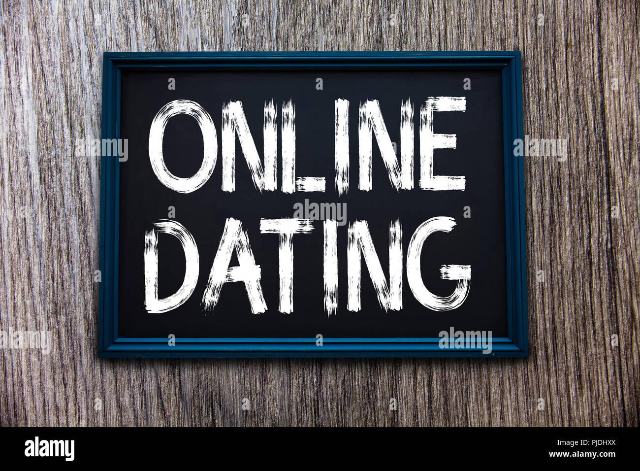 significado de online dating