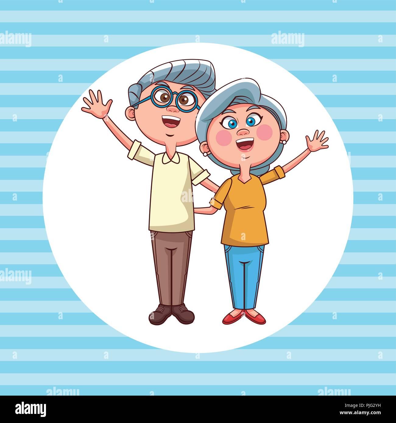 Stockamp; Cartoon Imágenes Fotos Grandfather De Aj3LcRq54