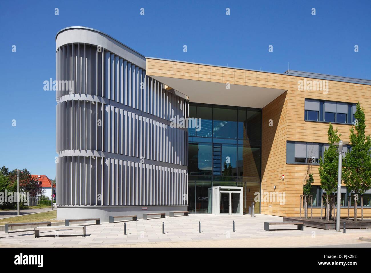 Greifswald, centro de biotecnología de la Universidad de Ernst Moritz Arndt Imagen De Stock