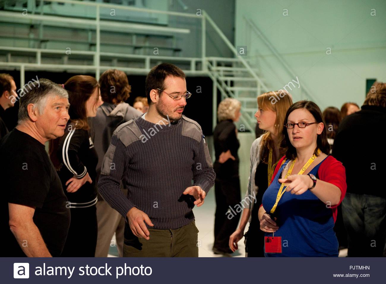 bea084171fe9c El Shakespeare hoy taller en el festival Landjuweel nacionales (Bélgica