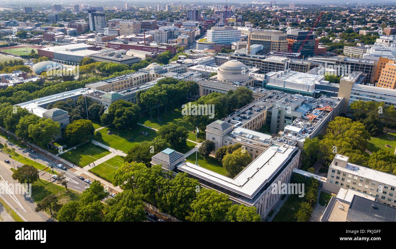 MIT, Massachuttes Institude de tecnología, Boston, MA, EE.UU. Imagen De Stock