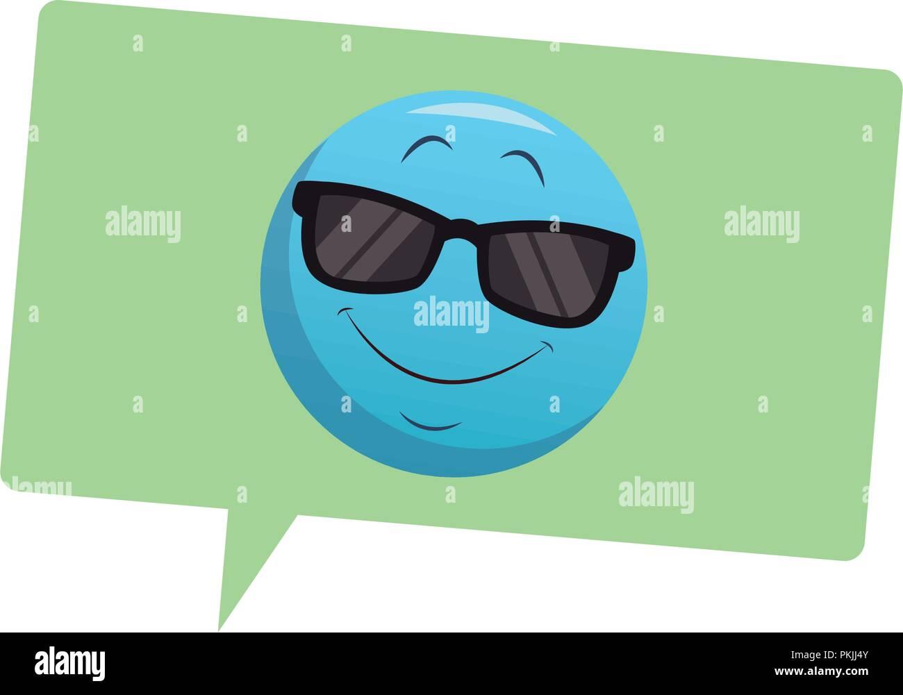 Emoji Face Cartoon Smiley Emoticon Imágenes De Stockamp; rQdCBoxeW