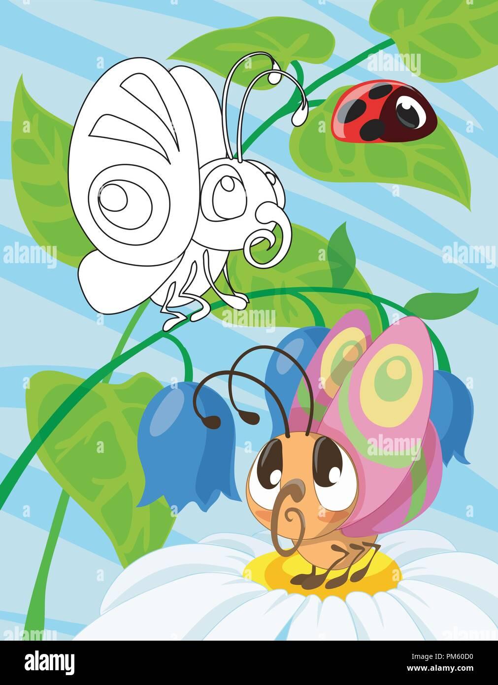 Dibujos Animados De Bebé Imágenes De Stock Dibujos Animados De