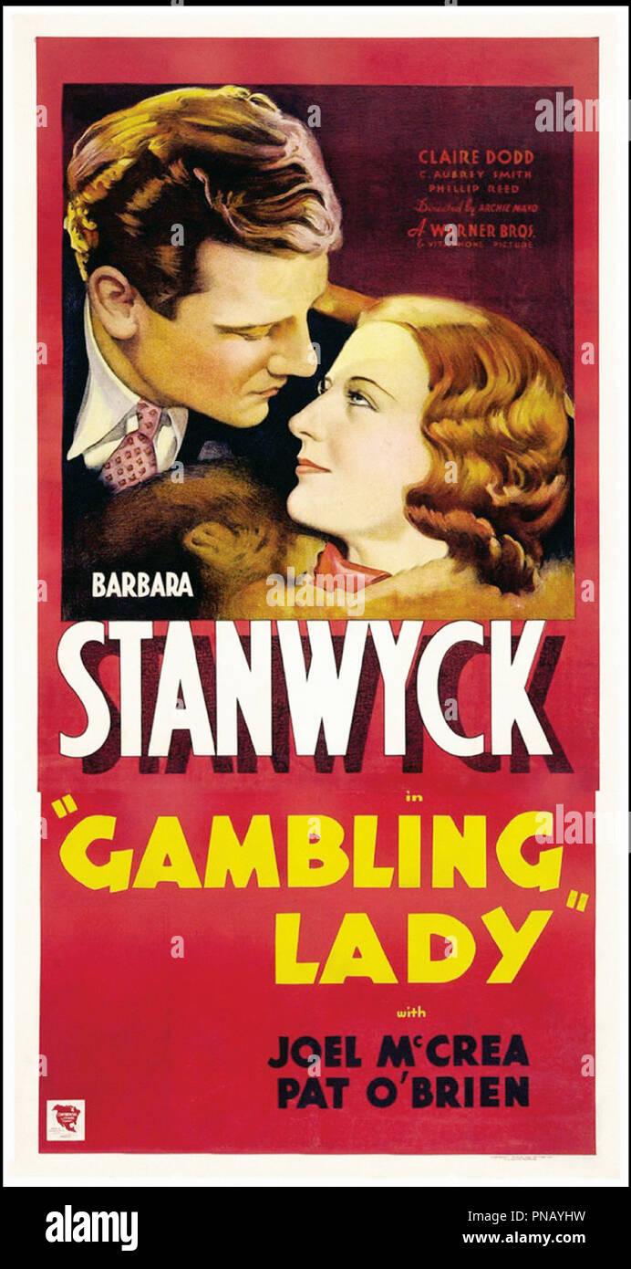 Barbara Stanwyck Joel Mccrea Imágenes De Stock & Barbara Stanwyck ...