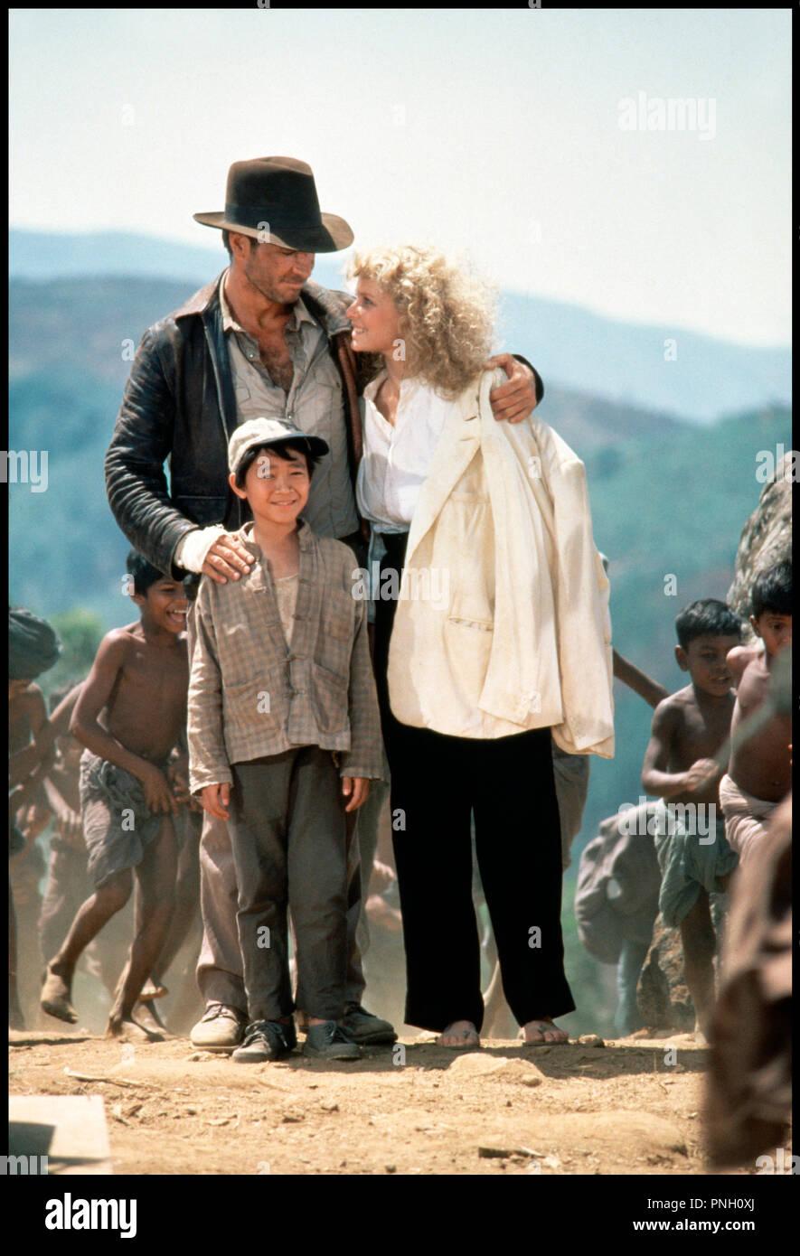 Prod DB ©LUCASFILM   DR INDIANA JONES ET LE TEMPLE MAUDIT (INDIANA JONES  Y EL TEMPLO DE DOOM) 1af518236be