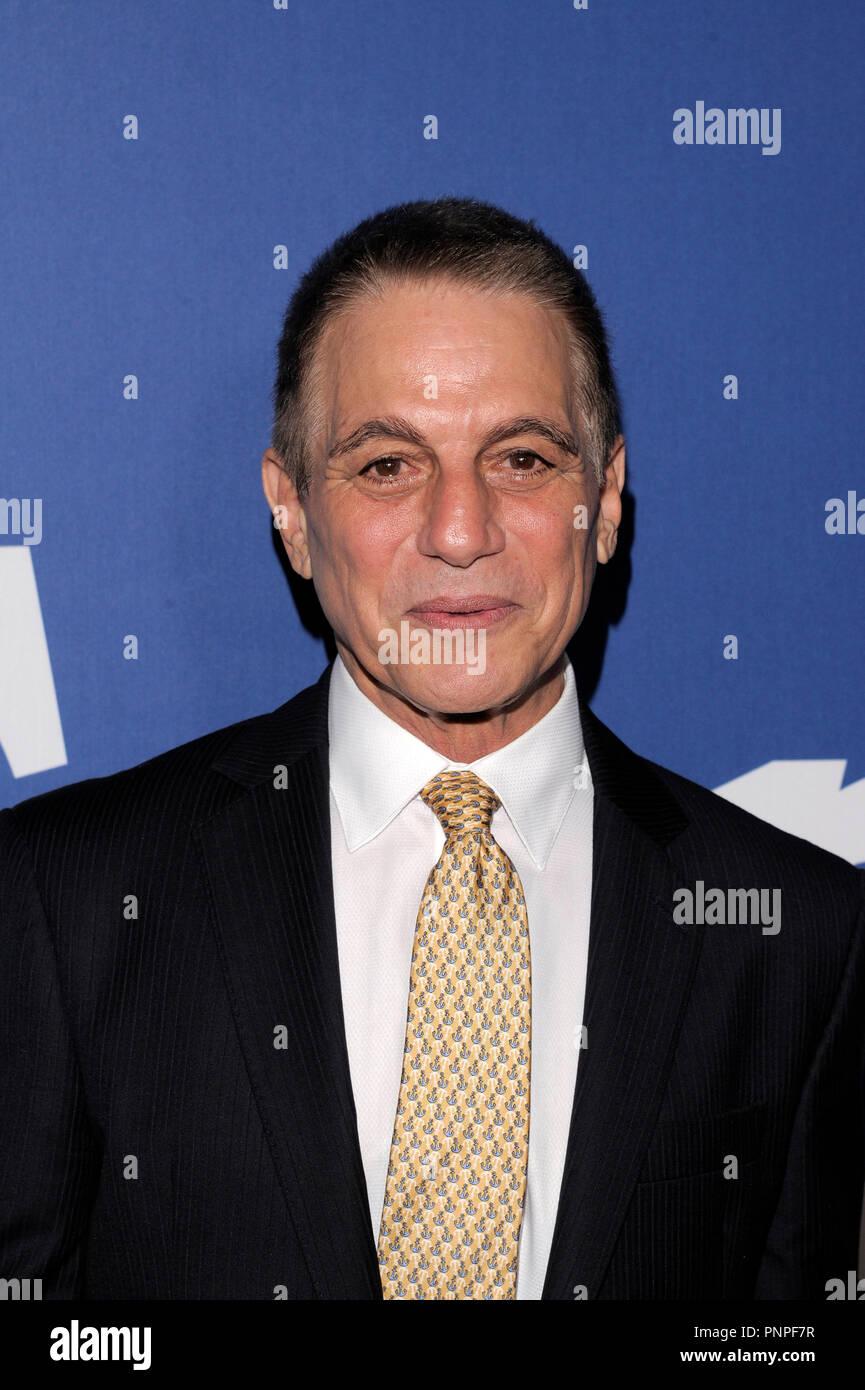 """Nueva York, Estados Unidos. 21 de septiembre de 2018. Tony Danza atiende los 'buenos Cop"""" Temporada 1 Estreno en AMC 34th Street el 21 de septiembre de 2018, en la Ciudad de Nueva York. Crédito: Ron Adar/Alamy Live News Imagen De Stock"""