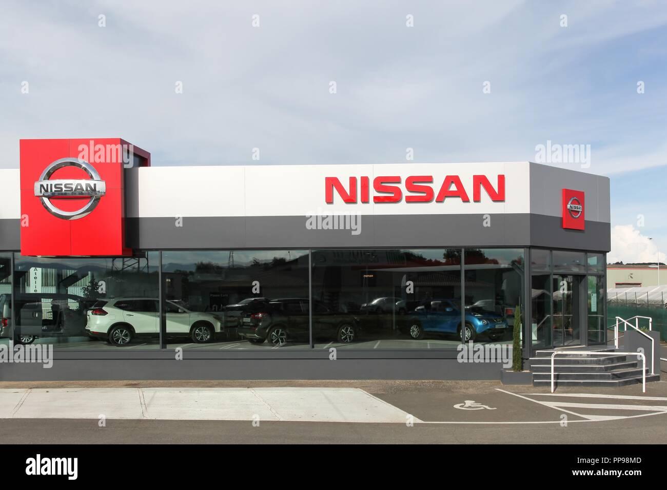 Nissan Motor Company Fotos E Imagenes De Stock Alamy