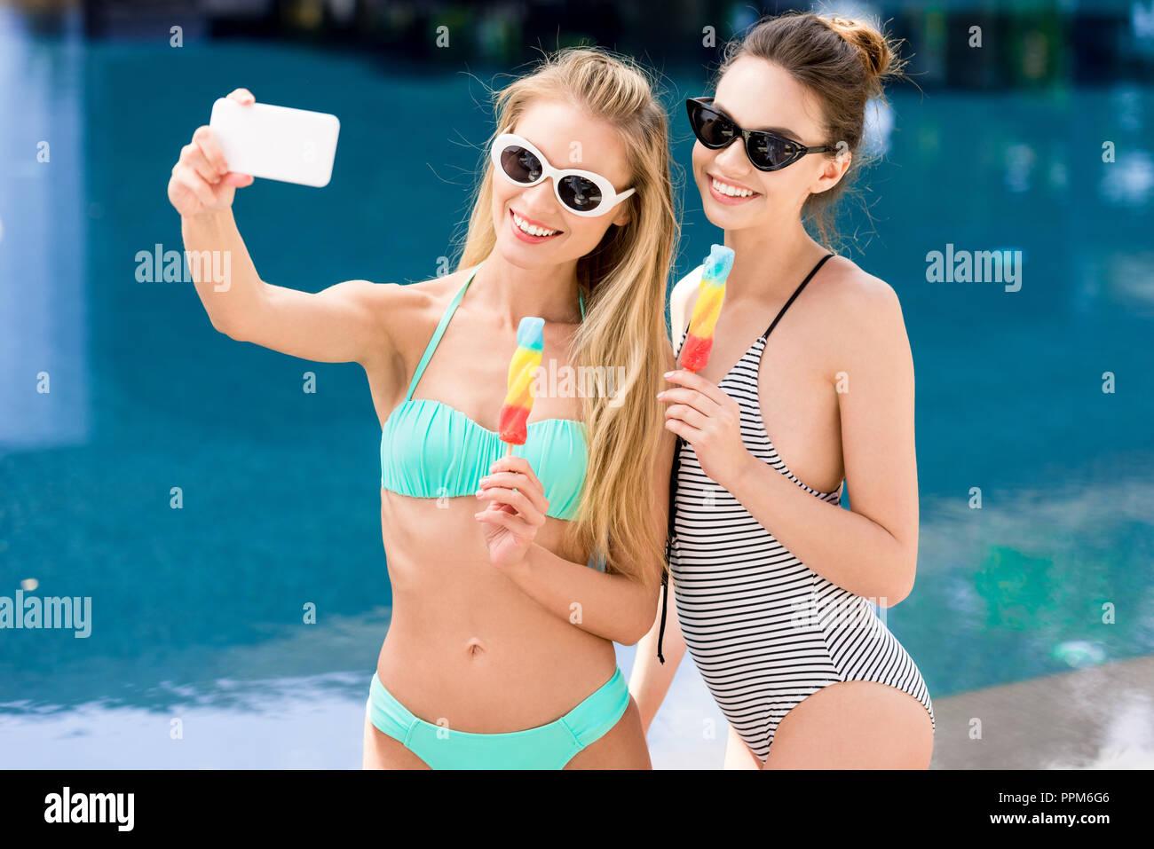 Selfie Stockamp; Alamy Imágenes De Bikini Fotos PwOkZuiXT