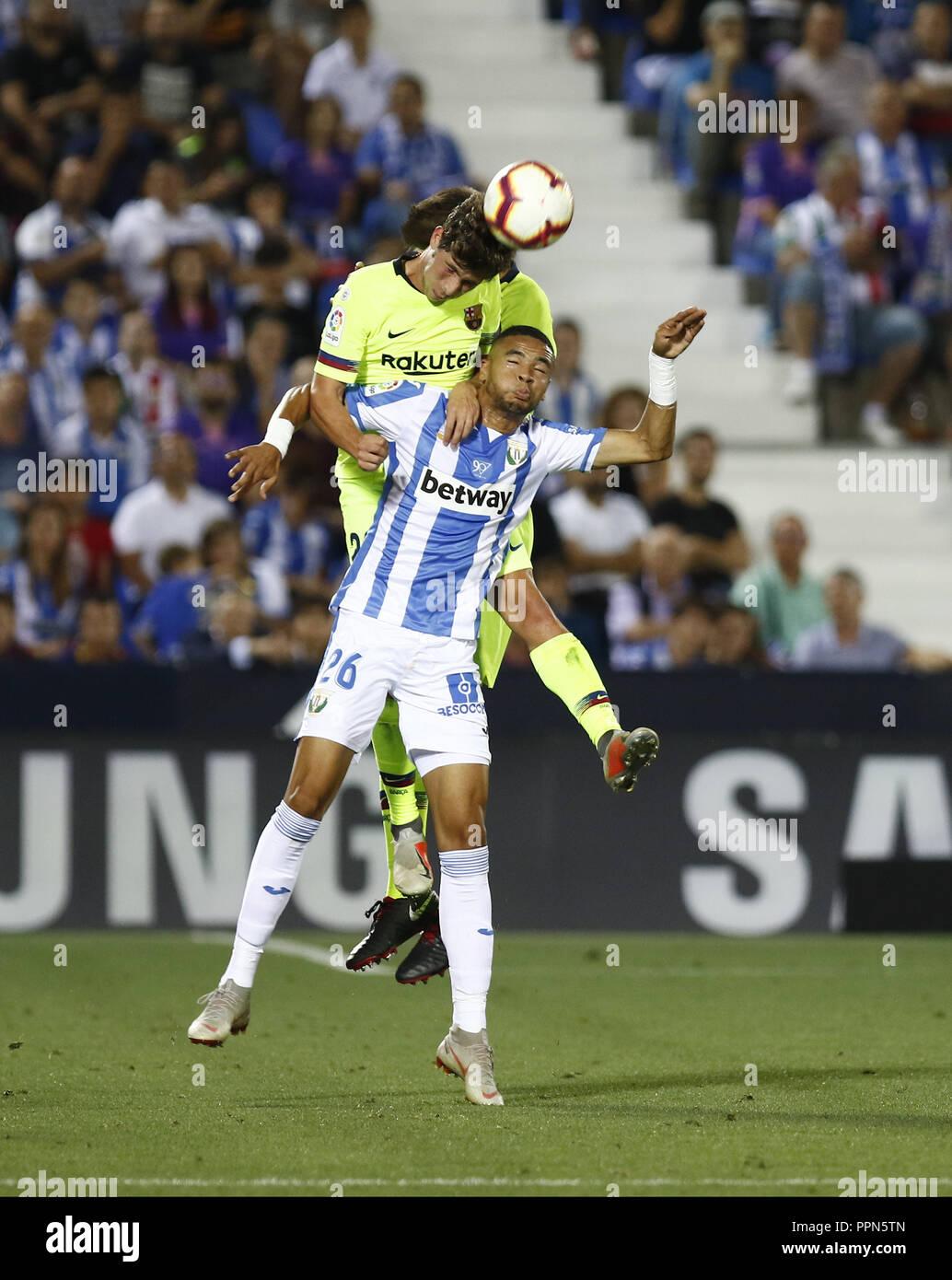 Sergi Roberto During Match Between Imágenes De Stock   Sergi Roberto ... 2e4710b0edff7