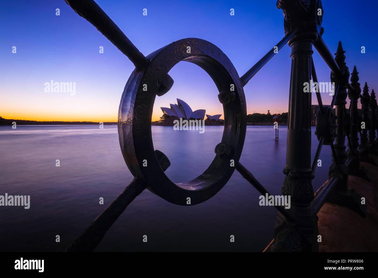 Sydney Opera House Imagen De Stock
