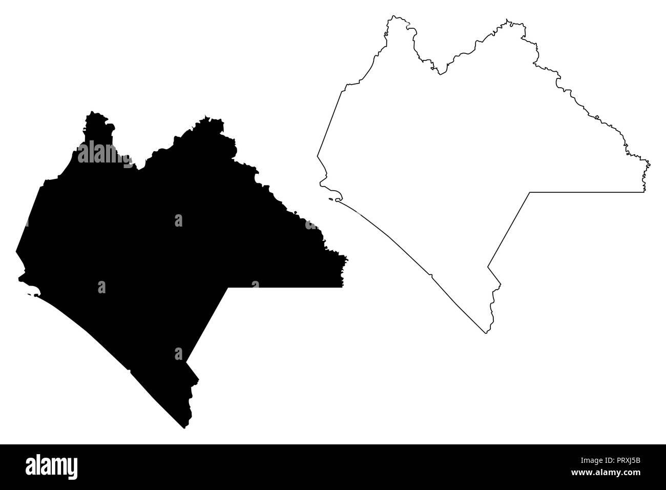 Chiapas Estados Unidos Mexicanos México República Federal Mapa
