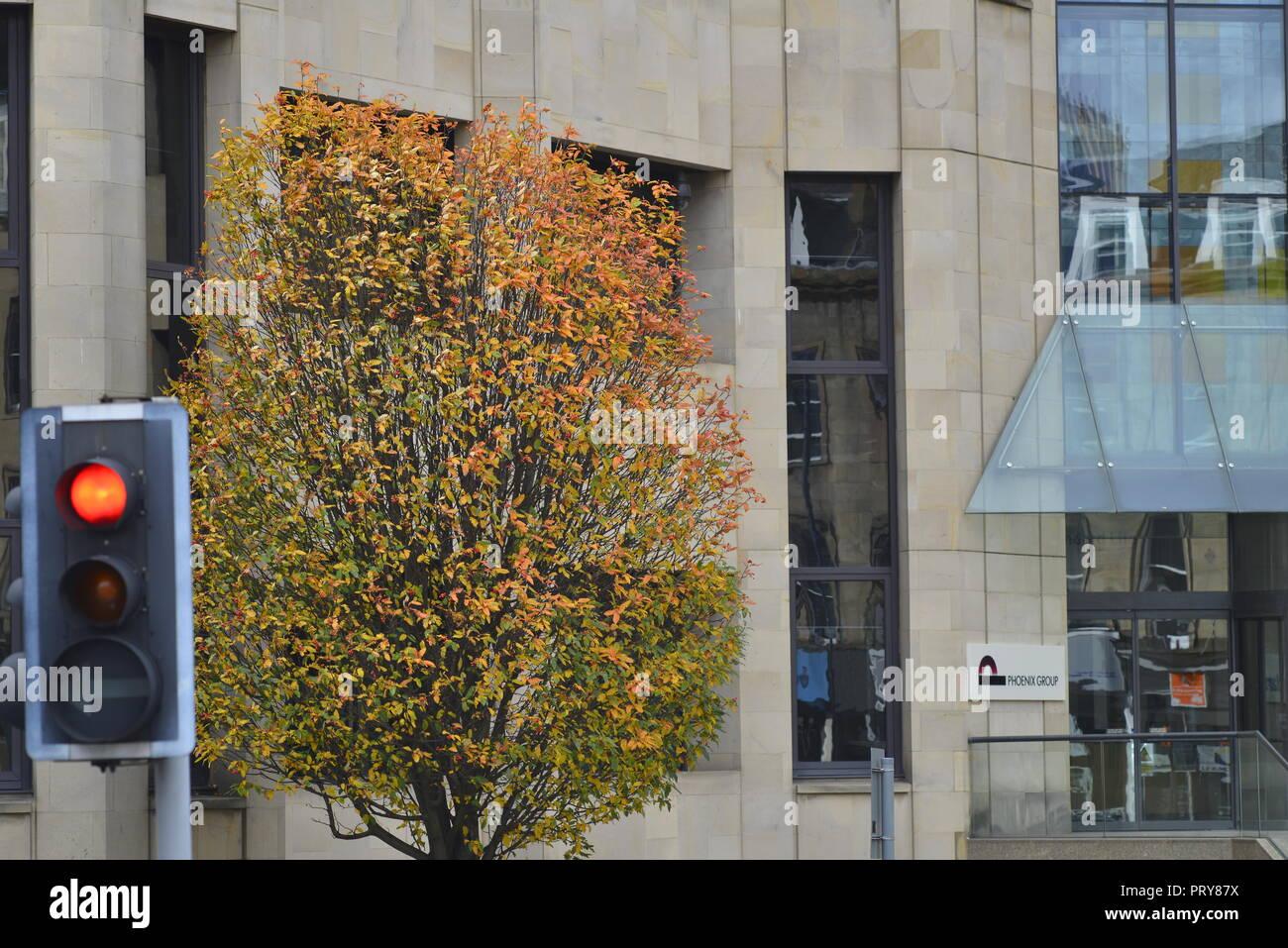 Cada día de la vida de Edimburgo Imagen De Stock