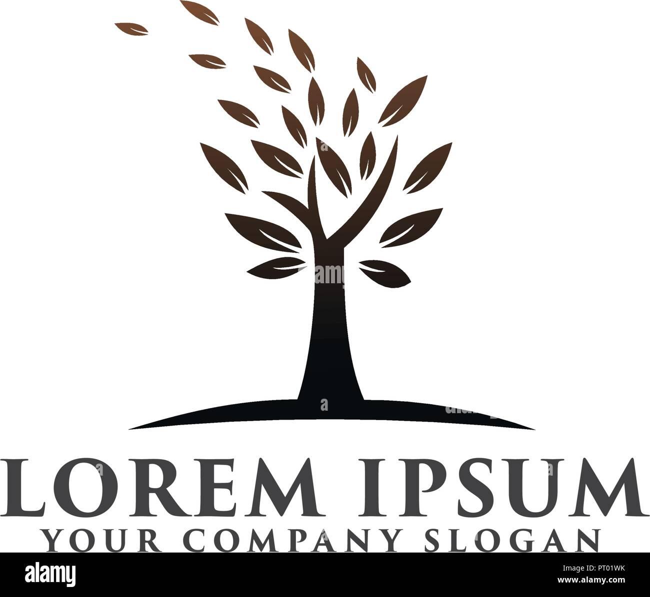 Farming Vector Logo Design Template Imágenes De Stock & Farming ...