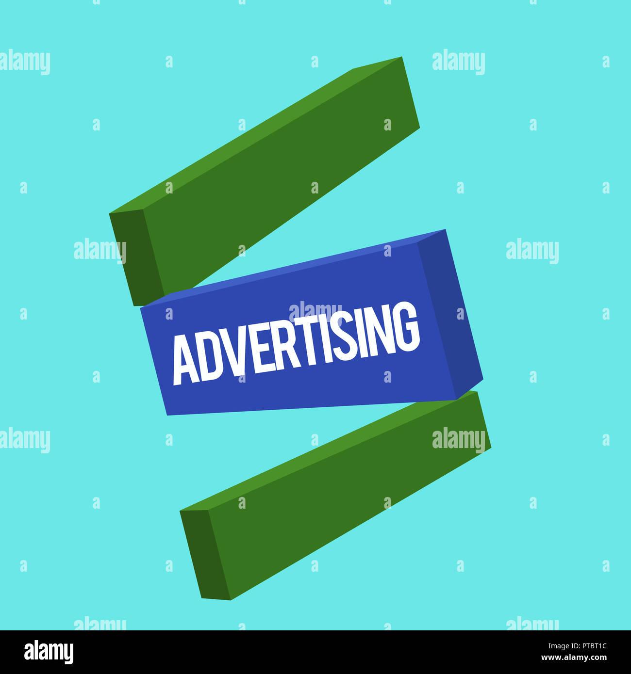 Escribir nota mostrando publicidad. Exhibición fotográfica