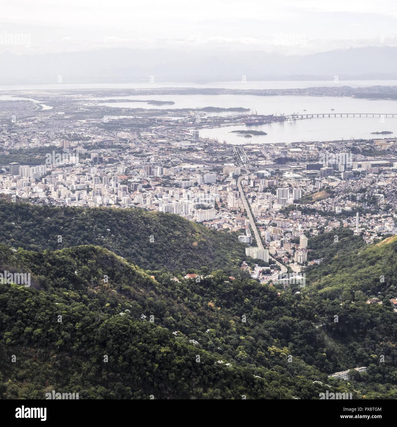 Río de Janeiro, Zona Norte, Brasil Imagen De Stock
