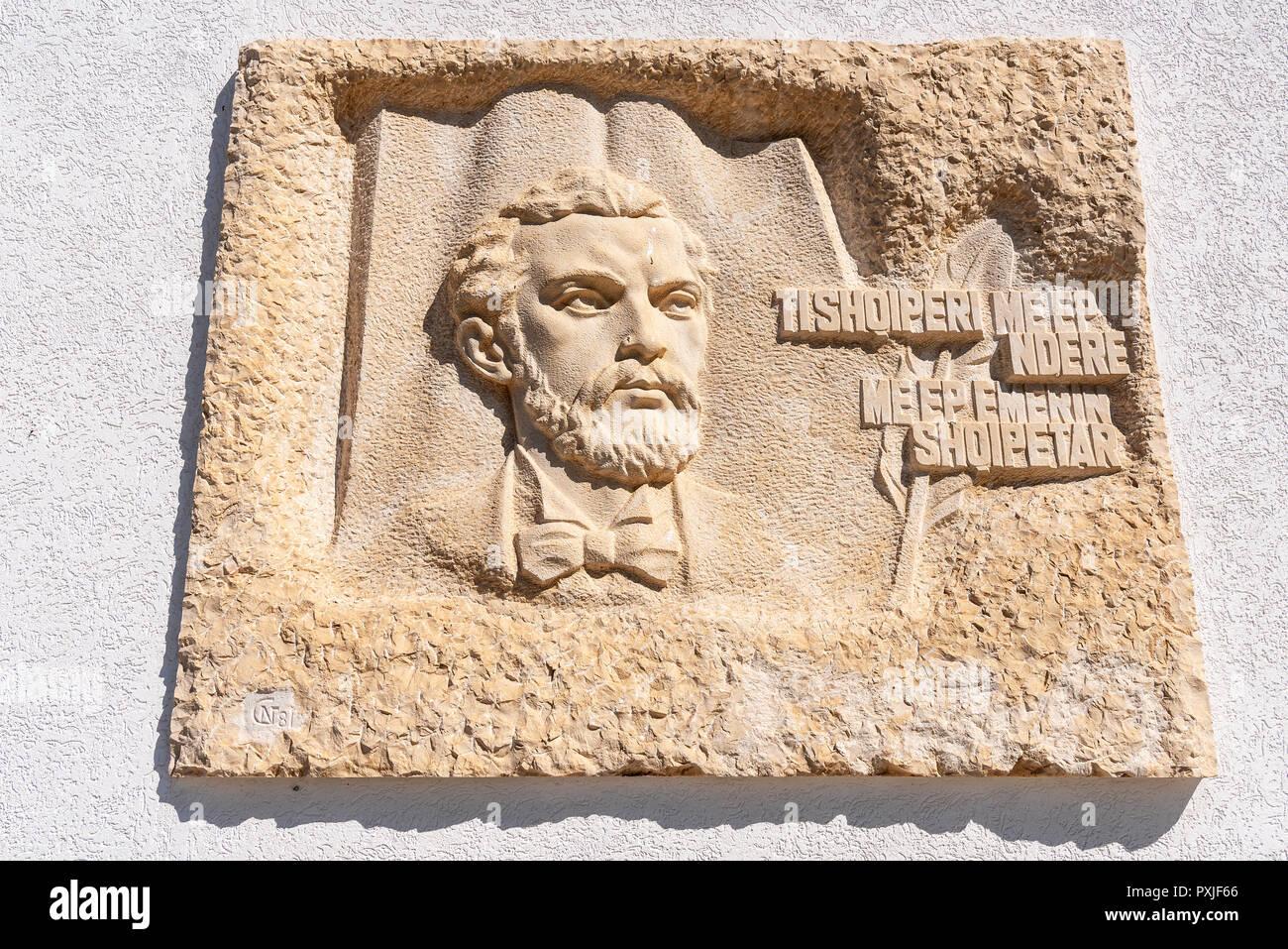 Museo Etnológico, El Museo de las tradiciones, Saranda, Albania Imagen De Stock
