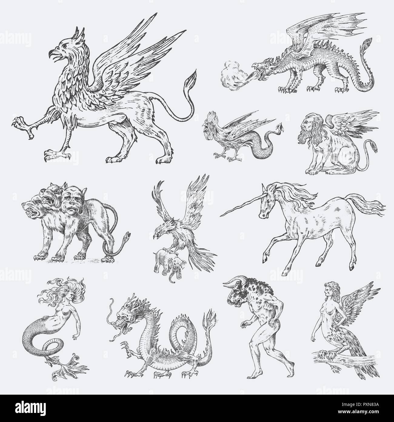 Tribal Dragon Tattoo Imágenes De Stock Tribal Dragon Tattoo Fotos