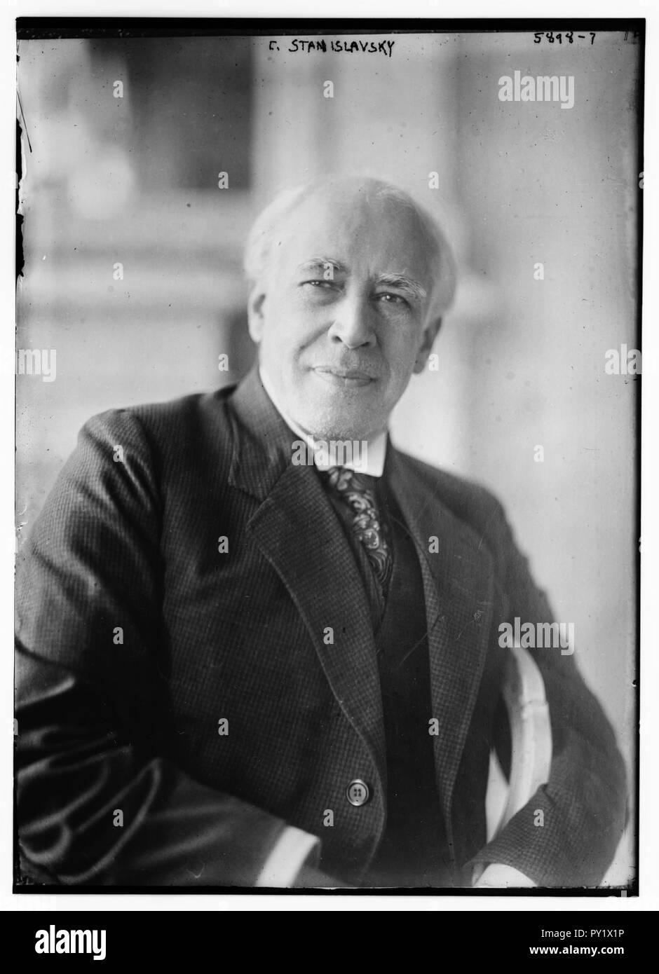 Konstantin Stanislavsky Imágenes De Stock Konstantin