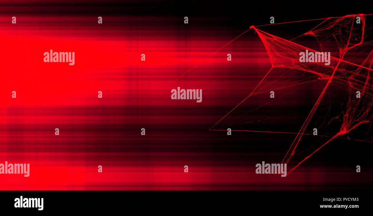 webs decoracion Negro Sobre Rojo Spiderwebs Grunge Antecedentes Telaraa En