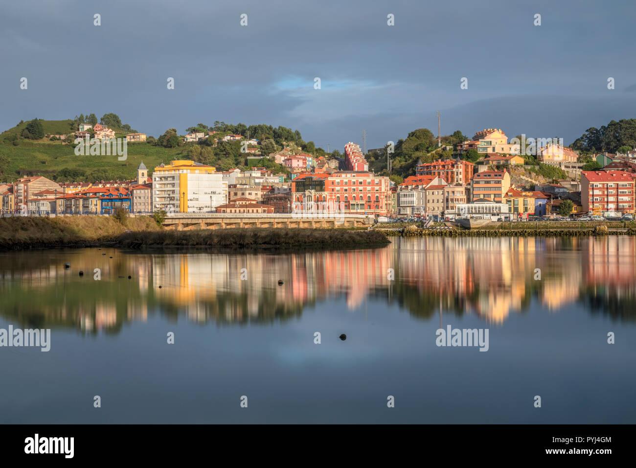 Ribadesella, Asturias, España, Europa Foto de stock