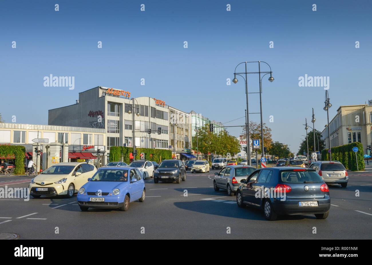 La circulación de vehículos automotores, Kurt Schumacher