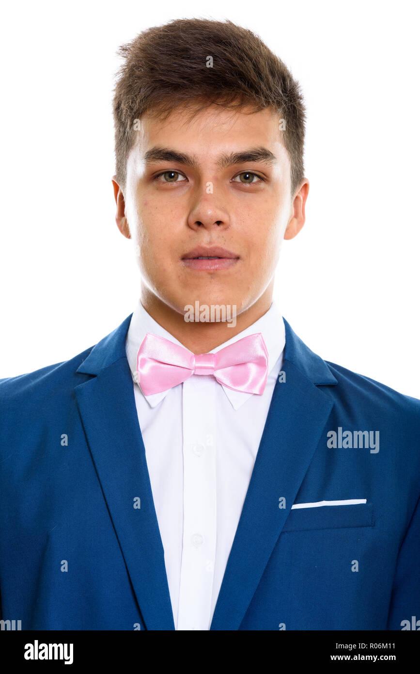 Pink And Blue Tie Imágenes De Stock   Pink And Blue Tie Fotos De ... 4b0ba767afc4