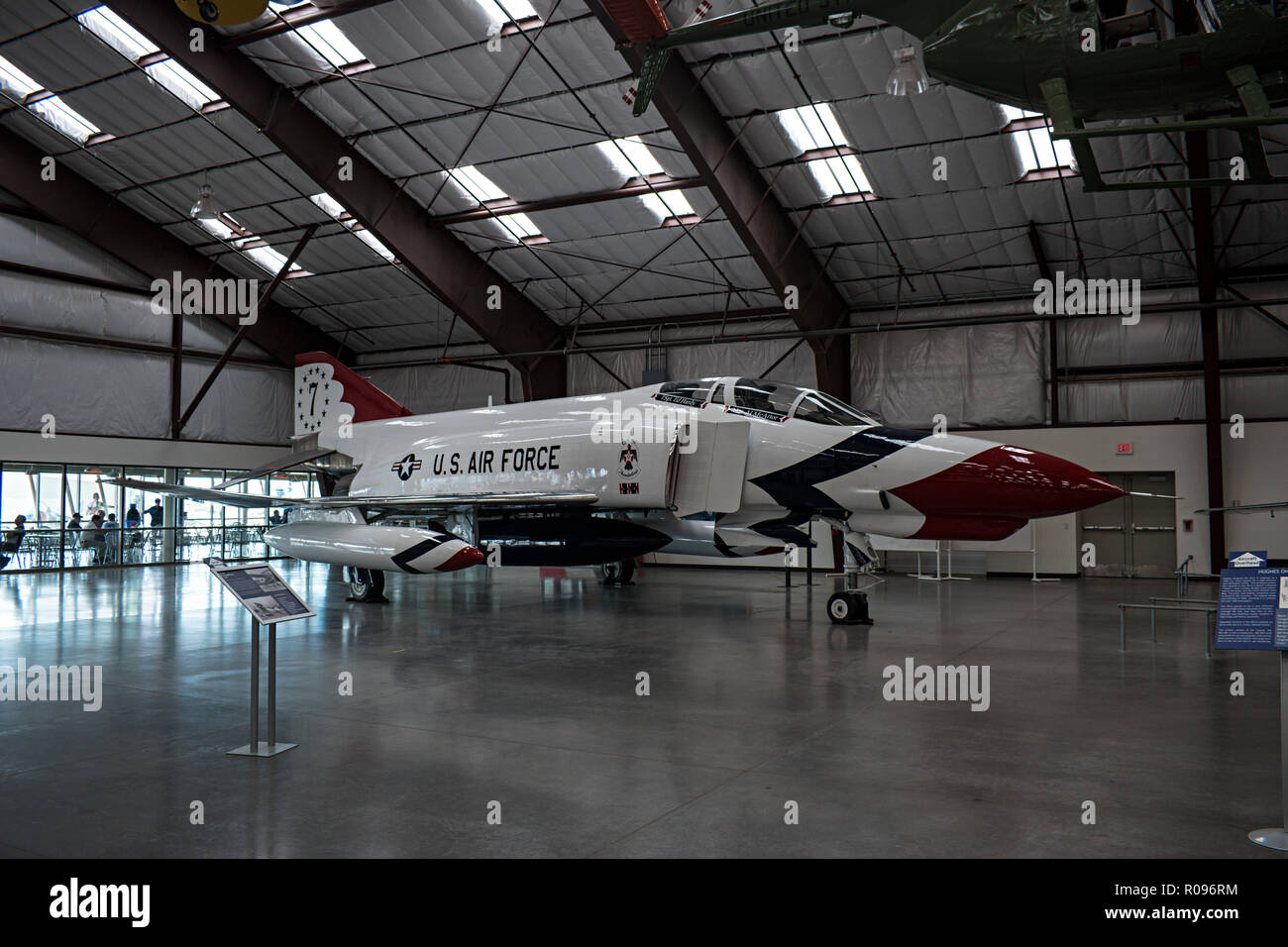 F-4 Phantom, Pima Air & Space Museum. Tucson, Arizona. Ee.Uu. Foto de stock