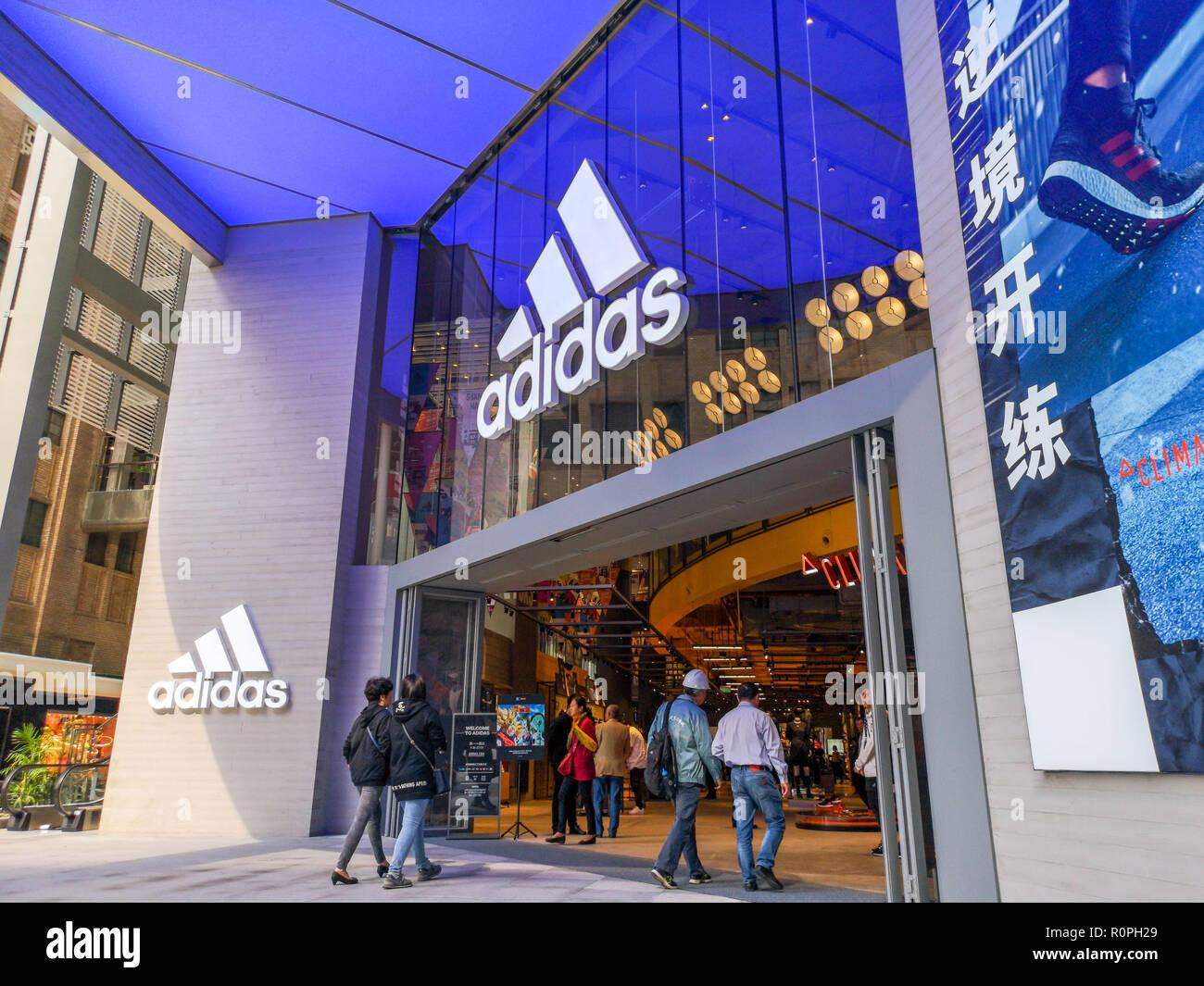 adidas china office shanghai mexico