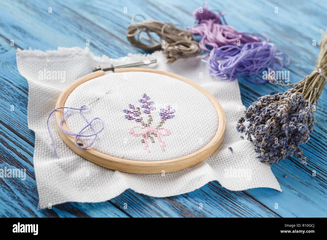 Provence Fabric Imágenes De Stock & Provence Fabric Fotos De Stock ...
