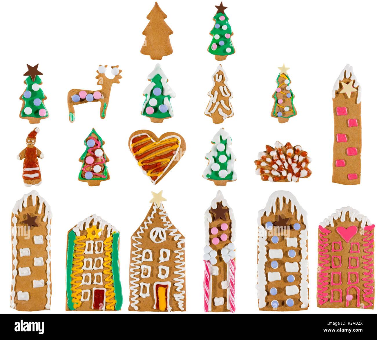 Imagenes De Galletas De Navidad Animadas.Galleta De Dibujos Animados Imagenes De Stock Galleta De