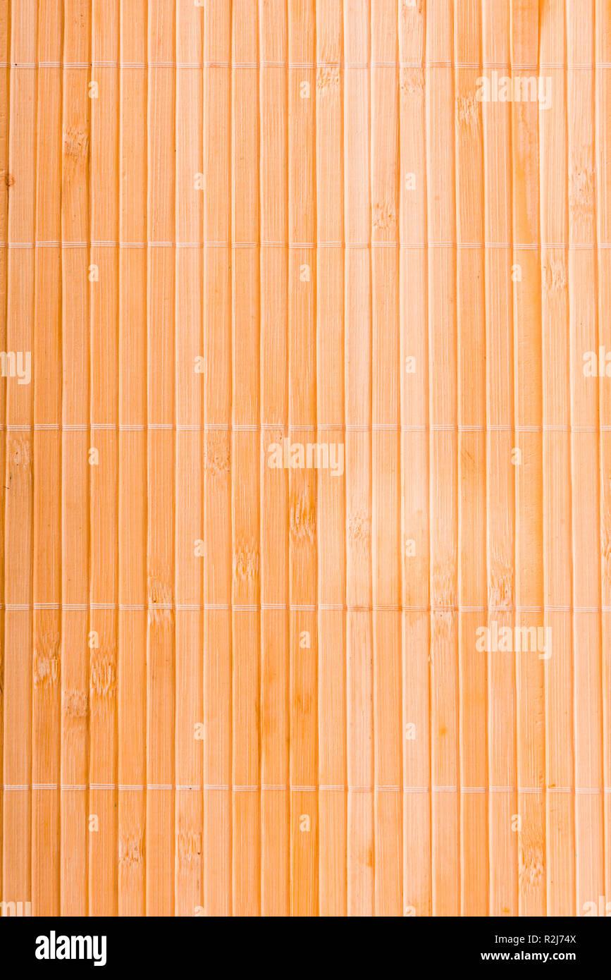 Entrelazado de bambú decorativo textura mat Imagen De Stock