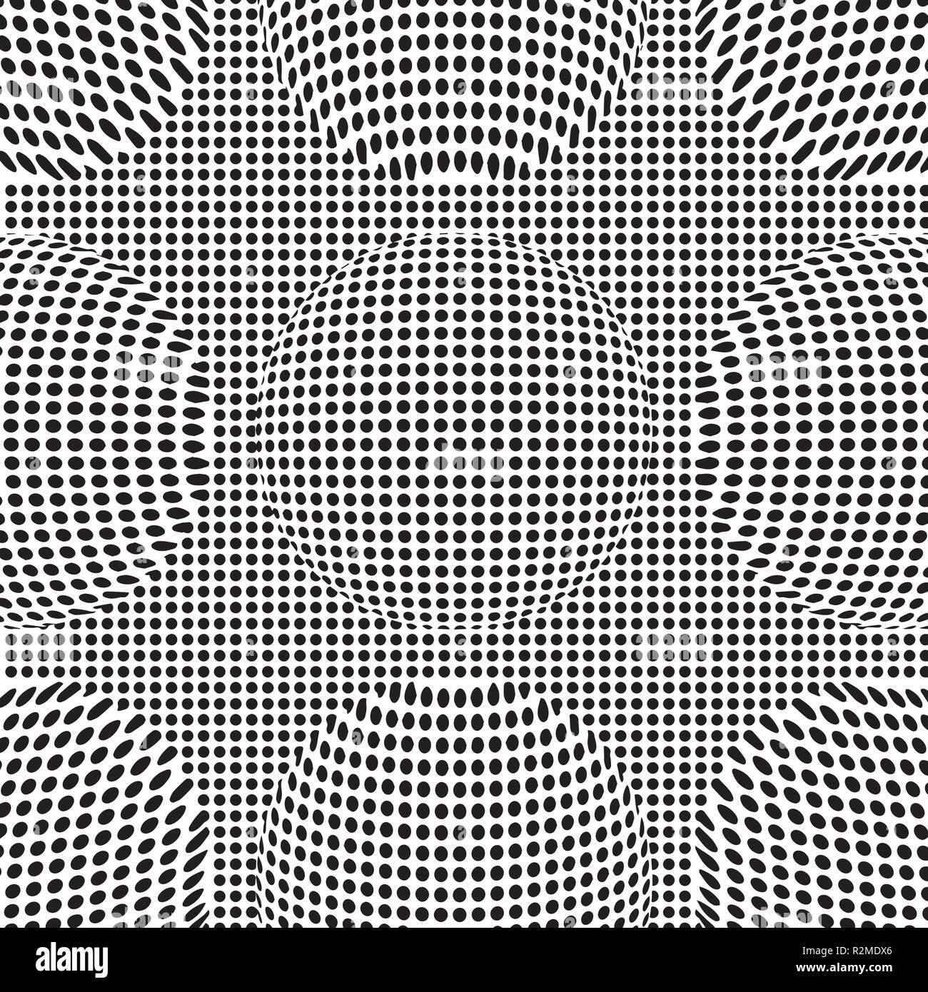 Ilusion Optica Lineas De Fondo Abstract 3d Ilusiones En