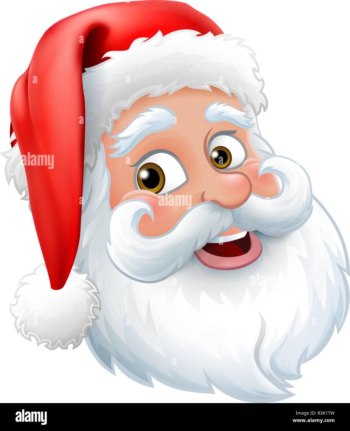Imagenes De Papa Noel Animado.Santa Claus Papa Noel Personaje De Dibujos Animados