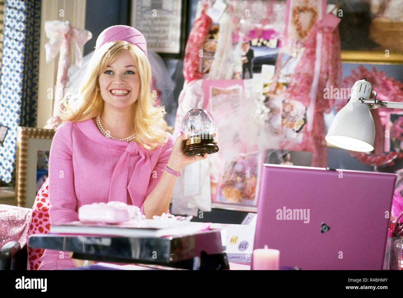 Una rubia muy legal 2 - 2003 películas de MGM con Reese Witherspoon Imagen De Stock