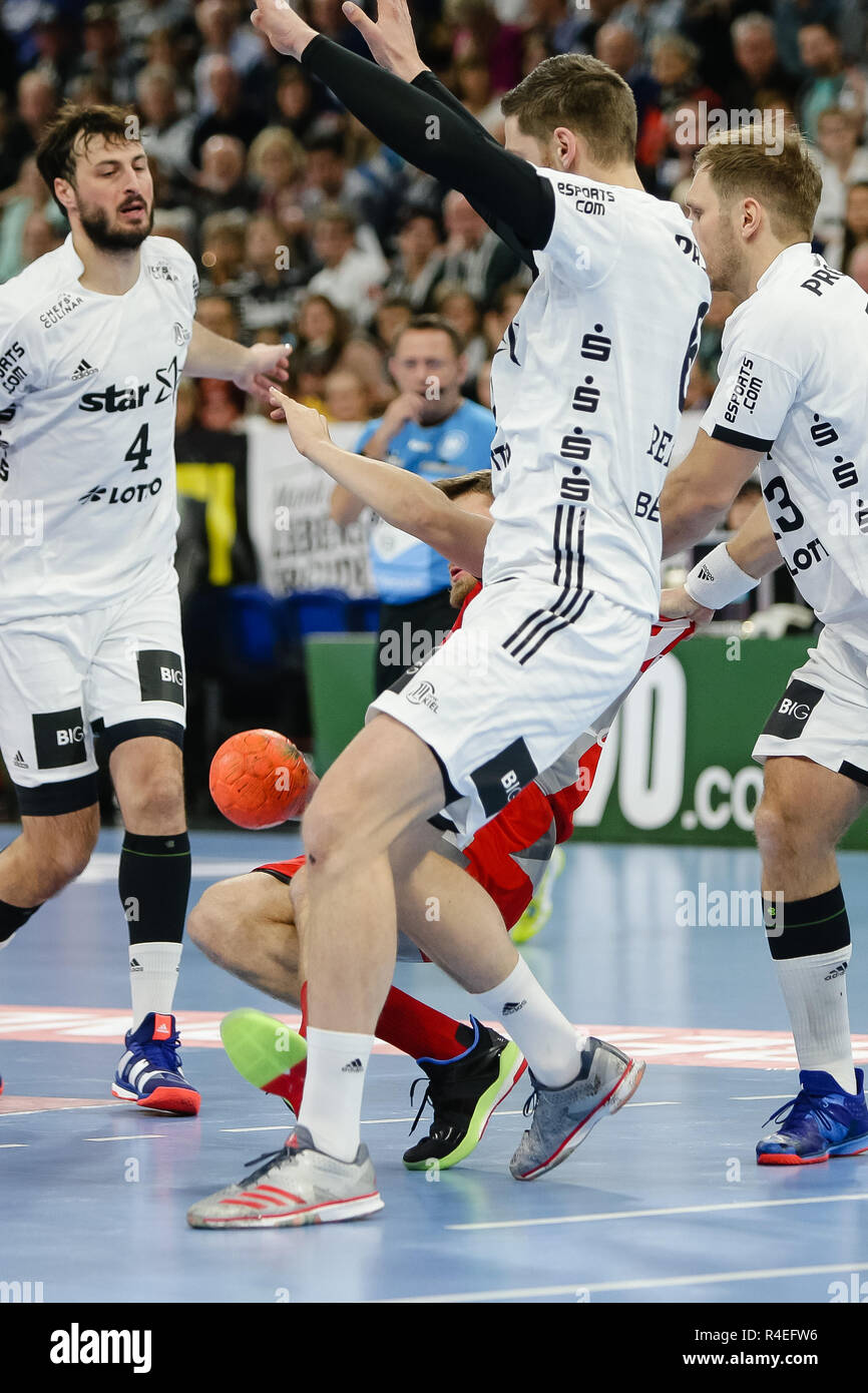 Kiel, Alemania. 27 Nov, 2018. Balonmano: Deutscher ...