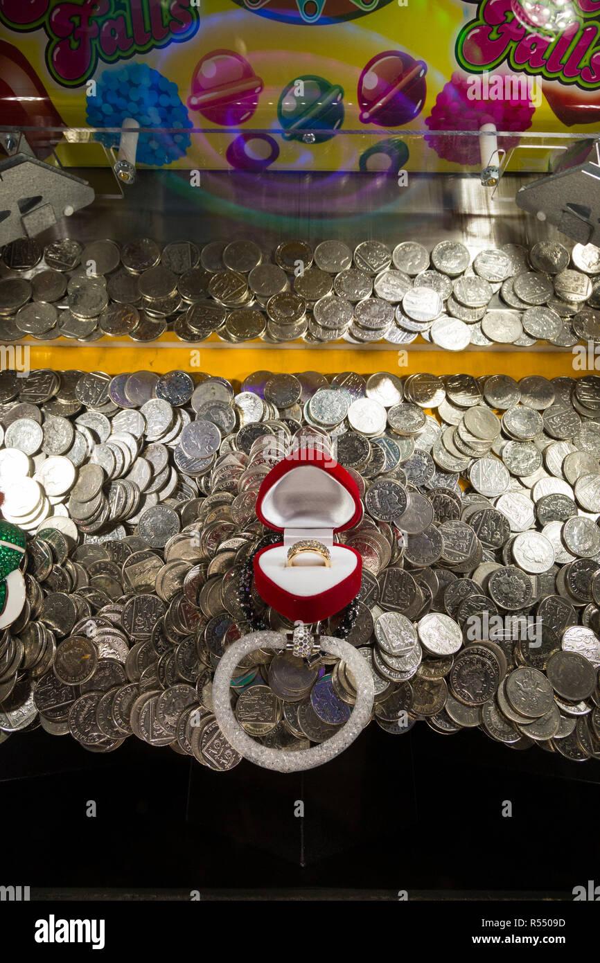 Arcade De Stockamp; Coins Amusement Imágenes Game SMzpUV